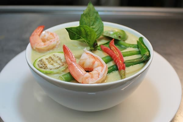 28. Green Curry