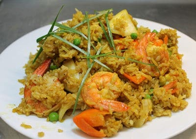 52. Curry Fried Rice